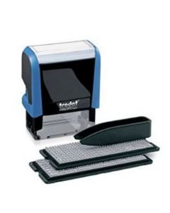 Trodat 4912 Printy DIY Self Inking STAMP KIT includes Ink Tweezers Lettering 3mm