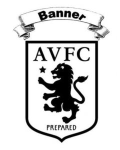 Football Club Family Coat of Arms-Your own unique surname with your club logo