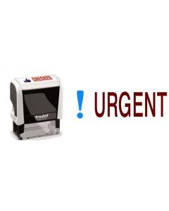 URGENT - Two colour Office Word Stamp (77242)