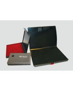 Contract Ink Pad - Available in Black, Blue, Red, Green or Violet