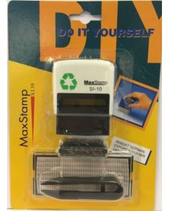 Max Stamp DIY Stamping Kit (Max1 - 36mm x 13mm)
