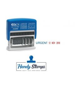 COLOP S120/WD Mini-info-dater 12 Stamps in 1